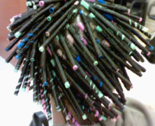Straw Set Natural Hair – Perfect Camouflage Hairstyle for Transitioners