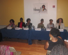 My First Natural Hair Event – Going Natural Discussion Panel