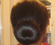 Phony Bun – Protective Hairstyles for Natural Hair