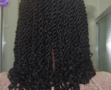 Senegalese Twists – protective hairstyle
