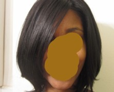 First Lady Whole Lace Wig