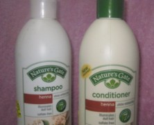 Nature's Gate Henna Conditioner