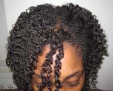 Stop Shrinkage – Day 2 hair ASAP