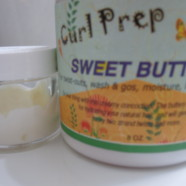 Sweet Buttah Curl Prep Wash & Go