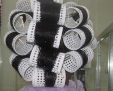 Bigodini Conici Italian Hair Rollers
