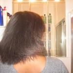 keratin treatment on natural hair