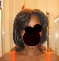 Lace Front Wig - Protective hairstyle for natural hair