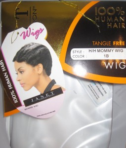 Mommy wig Janet Collection