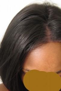 Michelle Obama Wig