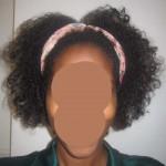 Beshe Shelly wig with headband