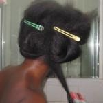 Splitender on natural hair