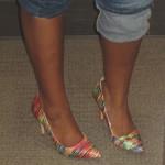 nolita print shoes prabal gurung target
